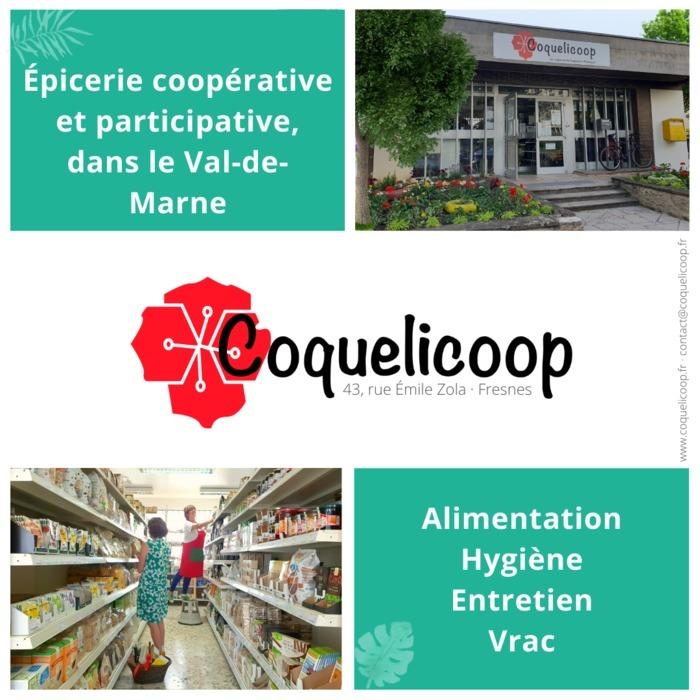 Découvrez une coopérative de consommateurs et consommatrices