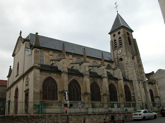 Journées du patrimoine 2020 - Visite guidée de l'Eglise Saint-Germain
