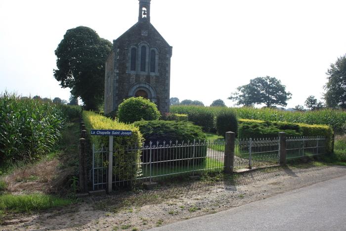 Journées du patrimoine 2020 - Chapelle Saint-Joseph de la garde