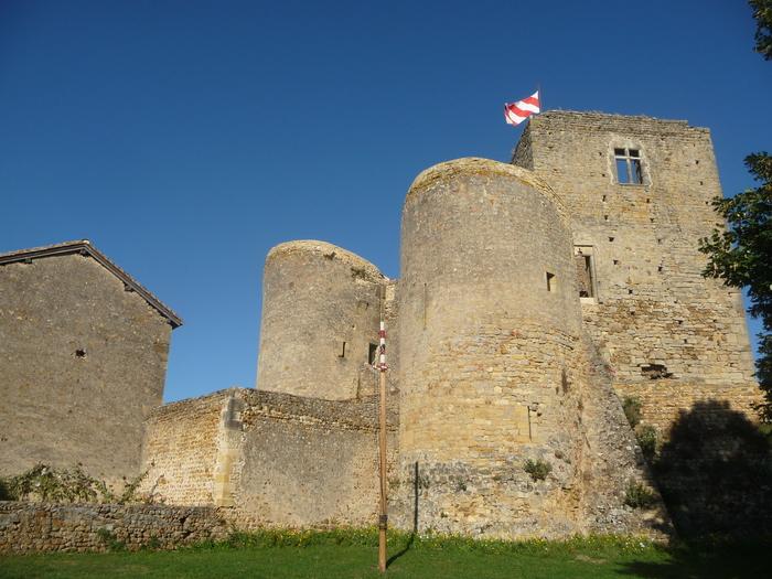 Journées du patrimoine 2019 - Visite libre du château Saint-Hugues