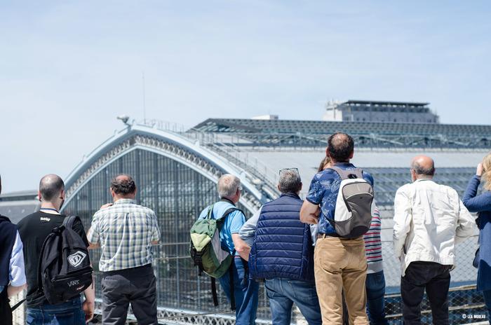 Journées du patrimoine 2020 - Visite virtuelle des coulisses de la gare !