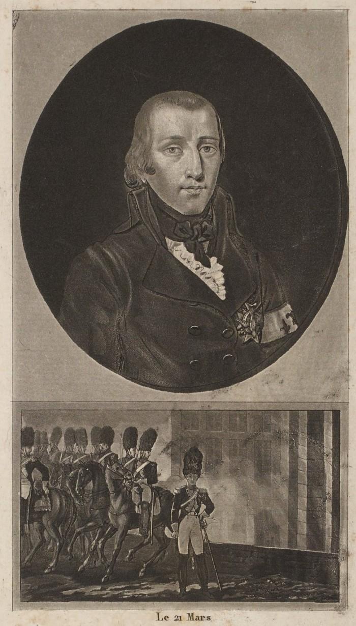 Journées du patrimoine 2019 - Visite guidée. 1804, l'affaire du duc d'Enghien