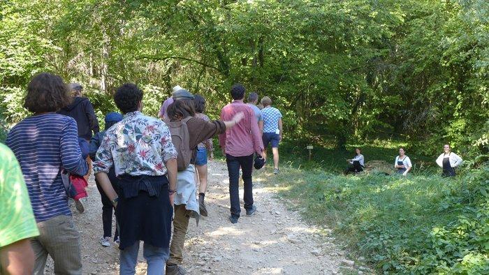 Journées du patrimoine 2020 - Parcours des Cabottes