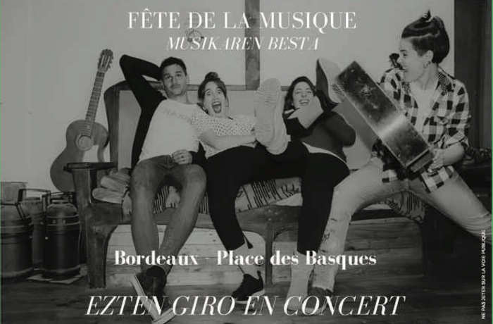 Fête de la musique 2019 - Bodega Basque / Euskal Bodega