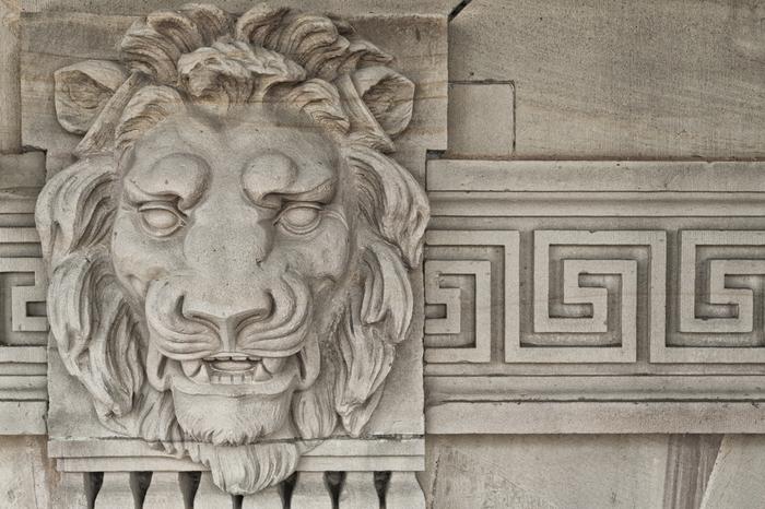 Journées du patrimoine 2019 - A la découverte des façades La Bnu, vue de l'extérieur