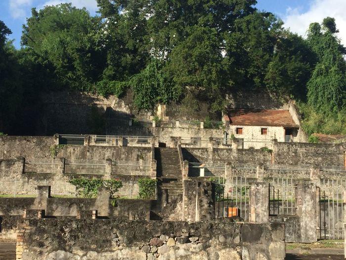 Journées du patrimoine 2019 - Saint-Pierre / Balade au cœur du quartier du Fort / visite guidée et spectacle