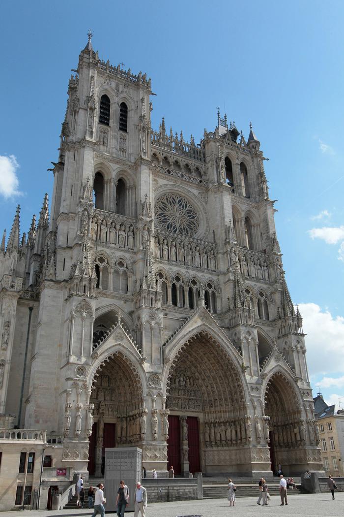 Journées du patrimoine 2020 - Visite guidée de la cathédrale Notre-Dame