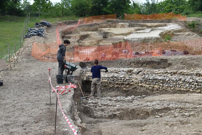 Journées du patrimoine 2020 - Découverte du mobilier archéologique d'un château médiéval