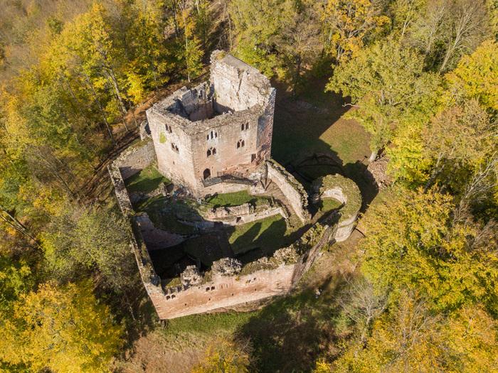 Journées du patrimoine 2020 - Venez découvrir le Château-fort du nouveau Windstein