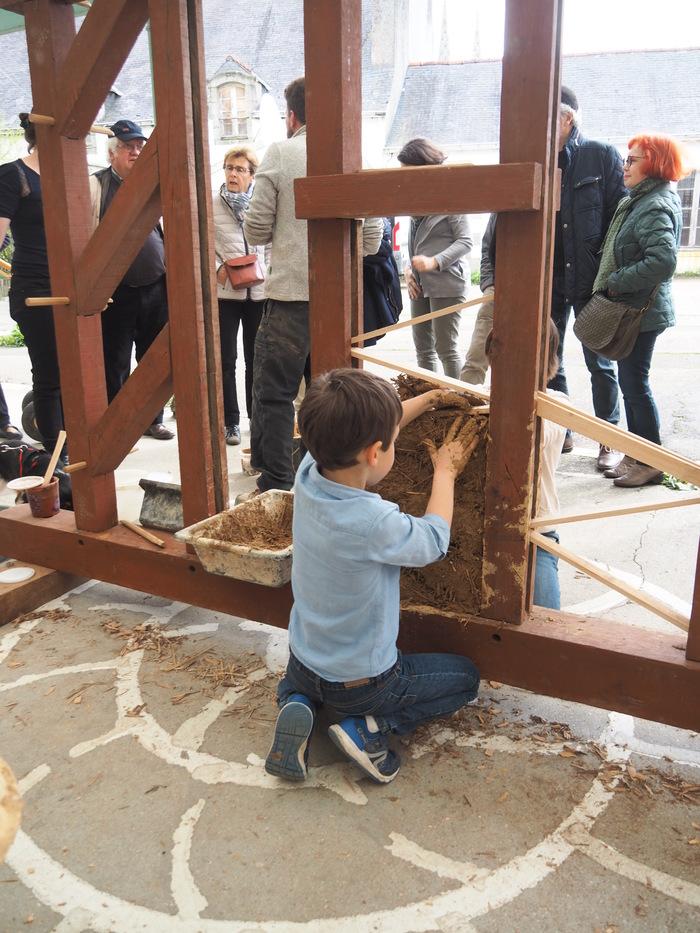 Journées du patrimoine 2020 - Bâtir en terre : les maisons à pans de bois