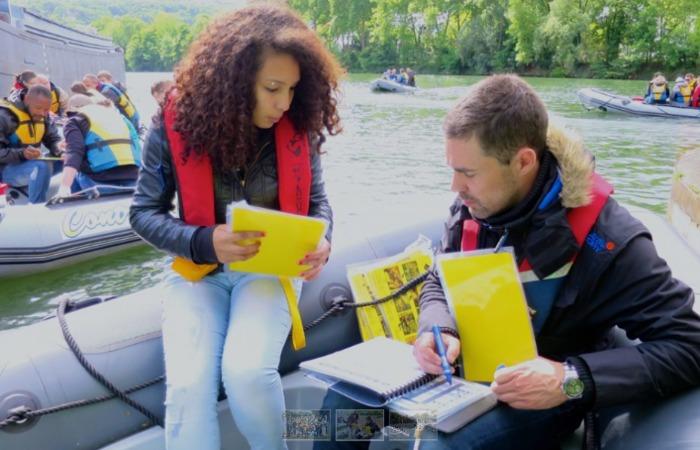 Journées du patrimoine 2020 - Rallye nautique