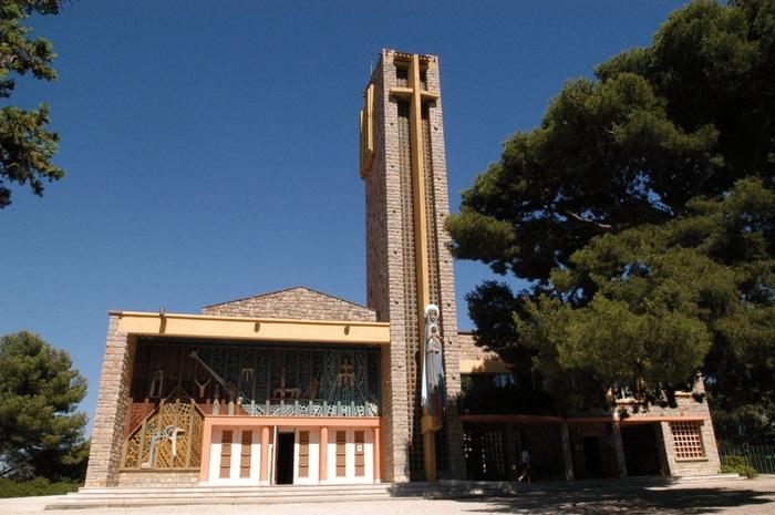 Journées du patrimoine 2020 - Balade surprise autour de l'église Notre-Dame de Consolation
