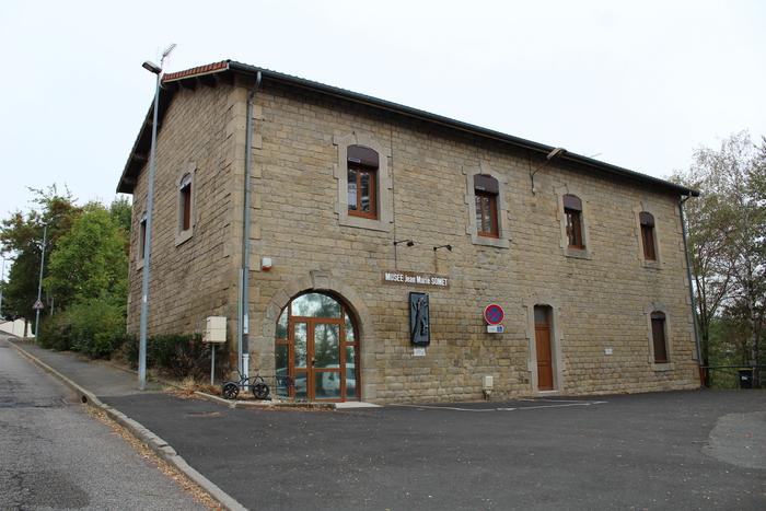 Journées du patrimoine 2020 - Portes ouverture du musée Jean-Marie Somet