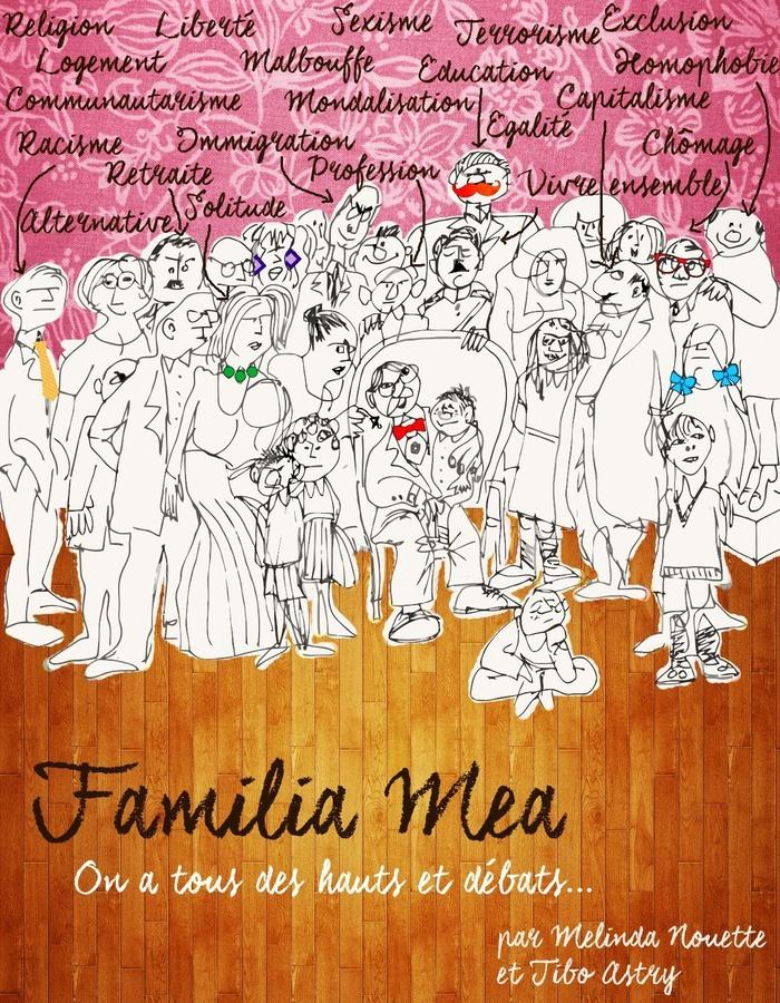 Familia Mea – Spectacle en ligne