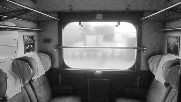 Journées du patrimoine 2020 - Train du patrimoine : les voitures des grands express