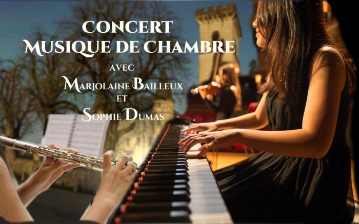Journées du patrimoine 2019 - Concert de musique de chambre