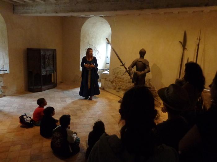 Journées du patrimoine 2019 - Visites animées