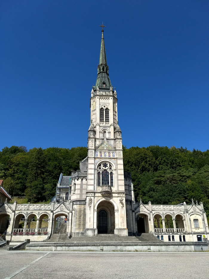 Journées du patrimoine 2020 - Visite guidée de la Basilique Sainte-Jeanne-d'Arc