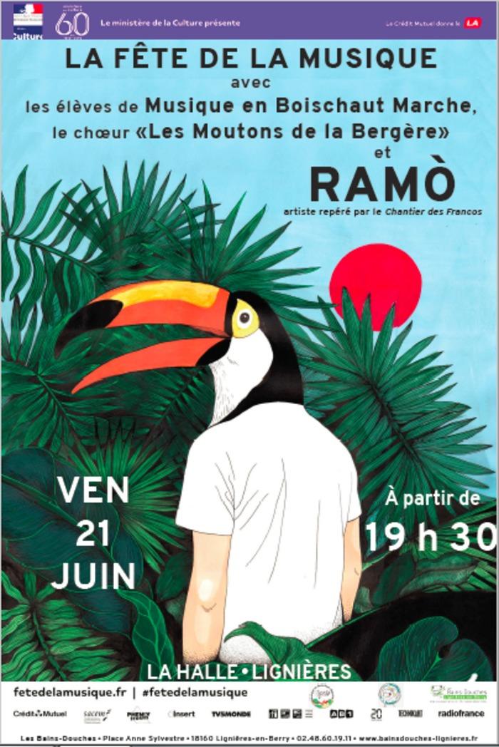 Fête de la musique 2019 - Les Bains-Douches de Lignières fête l'arrivée de l'été !