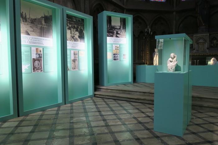 Journées du patrimoine 2020 - « Paul Tornow et la cathédrale de Metz, le Moyen Âge retrouvé », une exposition à découvrir jusqu'au 20 septembre 2020.