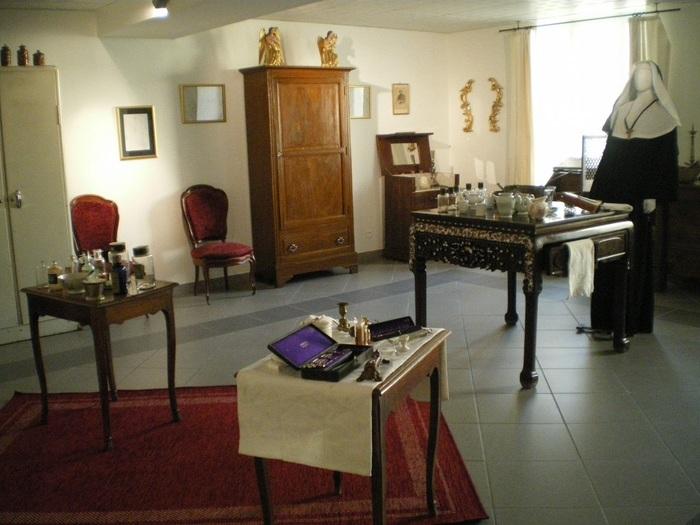 Journées du patrimoine 2019 - Apothicairerie et musée de l'ancien Hôtel-Dieu à Sennecey-le-Grand