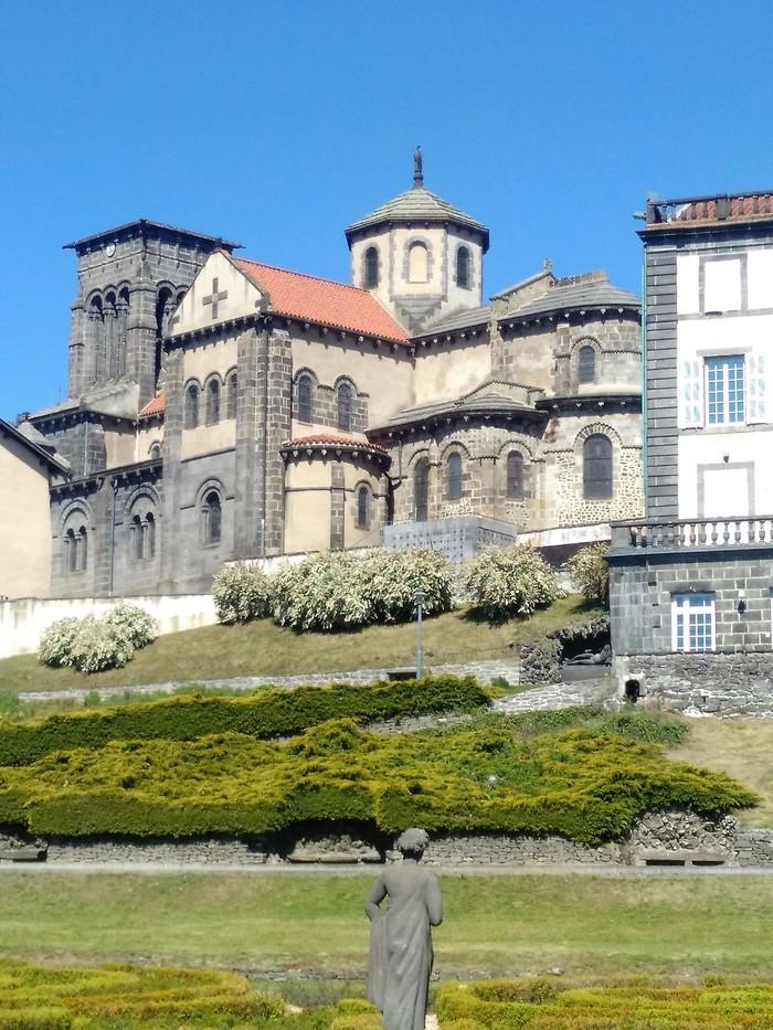 Journées du patrimoine 2020 - Visite commentée : Le bourg de Volvic