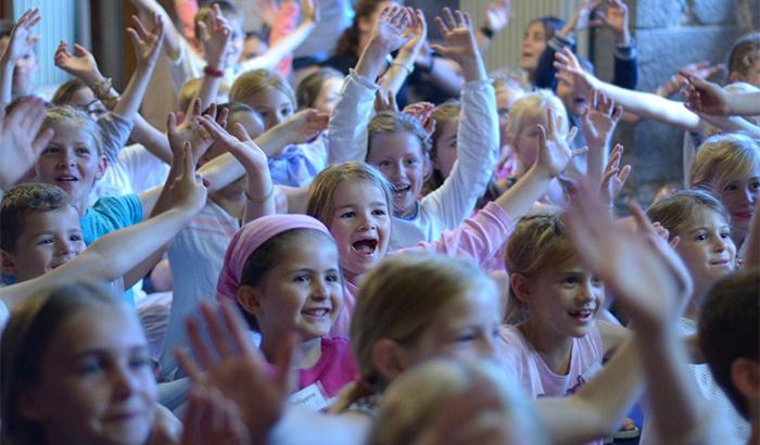 Retraite des enfants (du CP au CM2)