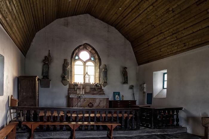 Journées du patrimoine 2020 - L'art investit la chapelle Notre Dame de Toutes Aides