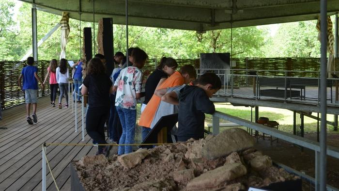 Journées du patrimoine 2019 - Découverte du site préhistorique