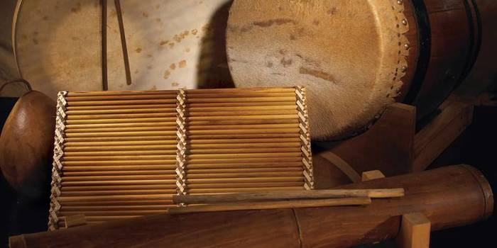 Journées du patrimoine 2019 - Visite libre d'une exposition d'instruments de musique traditionnels de Elysé Assani