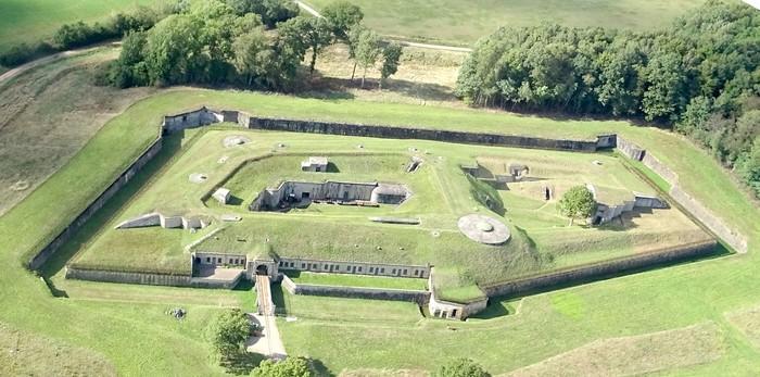 Journées du patrimoine 2019 - Venez découvrir deux forts Séré de Rivières de la Place d'Epinal