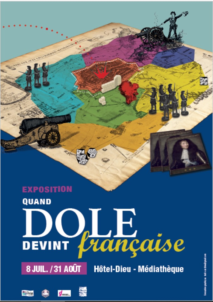 Journées du patrimoine 2020 - Quand Dole devint française