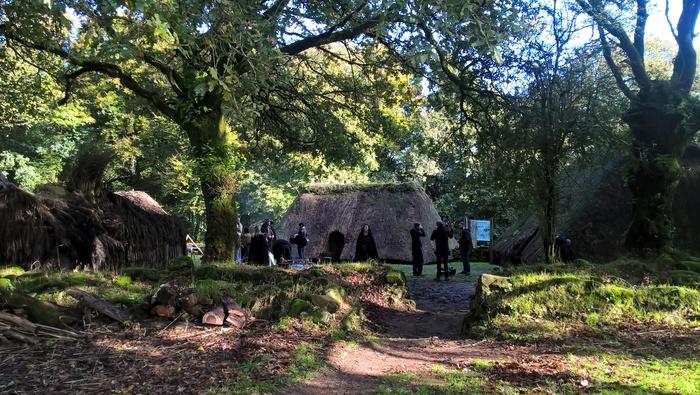 Journées du patrimoine 2020 - Visite du village de l'an mil.