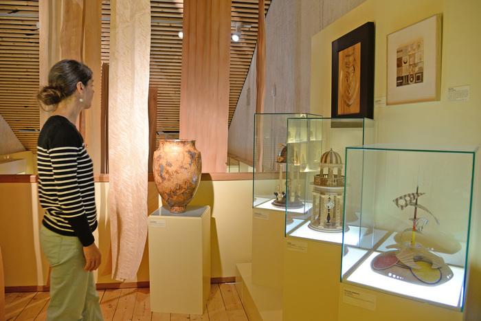 Journées du patrimoine 2020 - Visite guidée et démonstration de tournage d'art sur bois