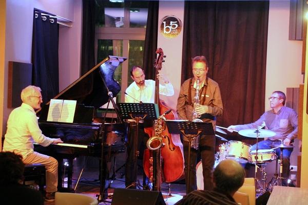 Fête de la musique 2019 - Invitation Quartet & Guests
