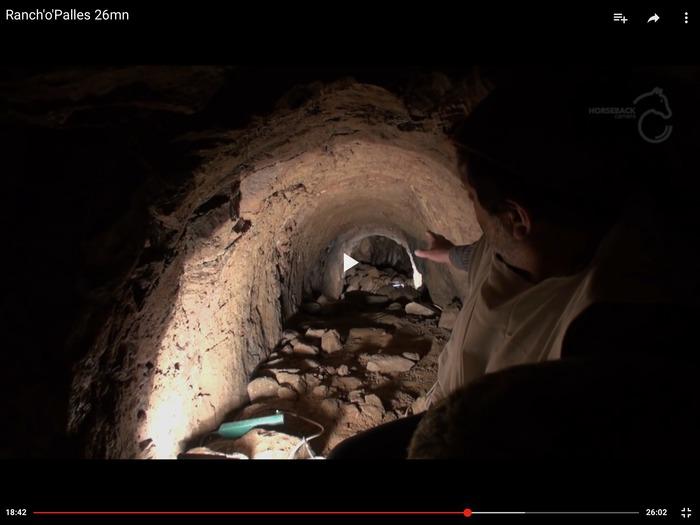 Journées du patrimoine 2019 - Visite d'un souterain-refuge du Moyen Âge