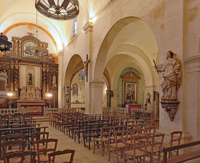 Journées du patrimoine 2020 - Visites de l'église Saint-Michel