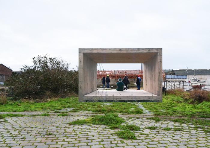 Journées du patrimoine 2020 - Visite libre de GENiUS 2020 : d'un quai à l'autre