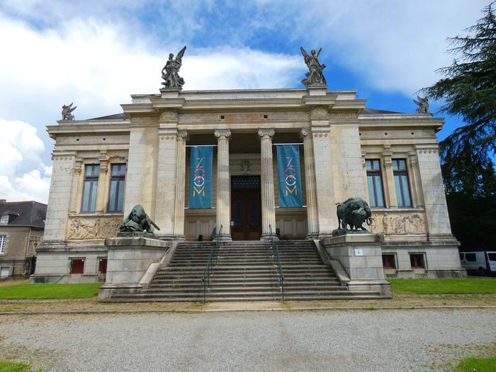 Journées du patrimoine 2020 - Du Musée des Beaux-Arts au ZOOM...