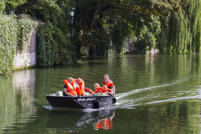 Journées du patrimoine 2020 - Annulé | Bateaux-Promenades du Vieux-Douai - Visite guidée
