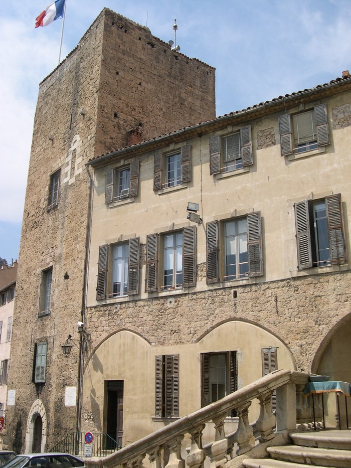 Journées du patrimoine 2019 - Visite de l'Hôtel de Ville (ancien palais épiscopal)