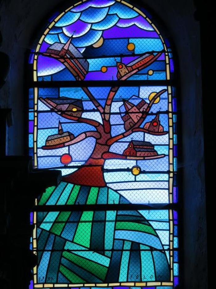 Journées du patrimoine 2020 - Visite de l'église Saint-Amand de Burcy