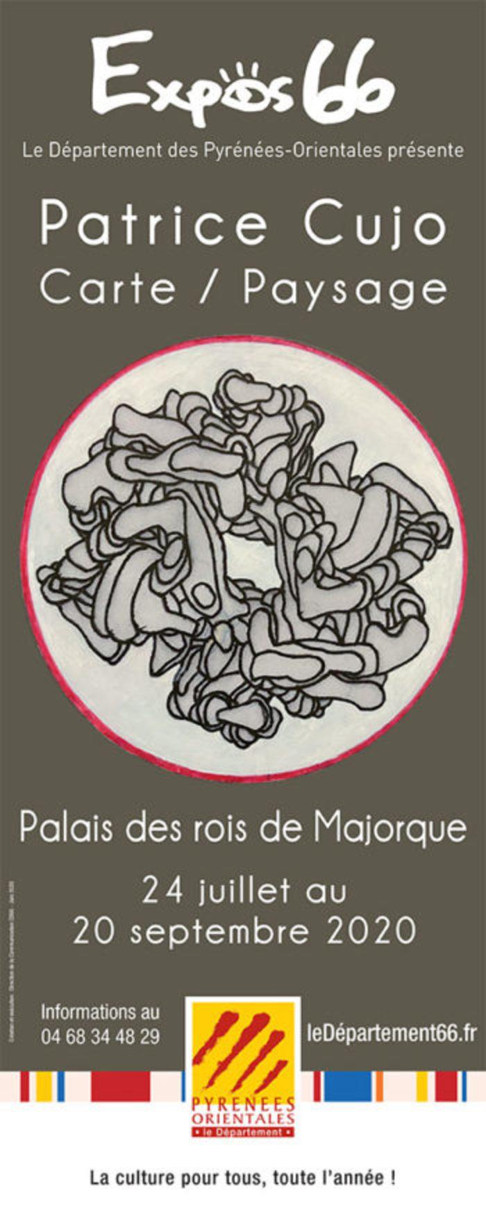 Journées du patrimoine 2020 - Exposition « Carte / Paysage » de Patrice Cujo