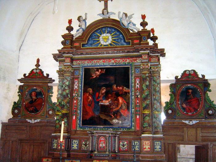 Journées du patrimoine 2019 - Visite libre église de la Sainte Trinité