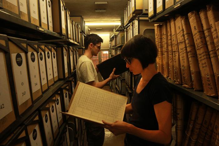 Journées du patrimoine 2020 - Annulé | Visite insolite des archives municipales