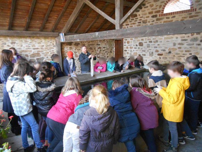 Journées du patrimoine 2020 - Visite du bourg de Saint-Méard par les enfants !