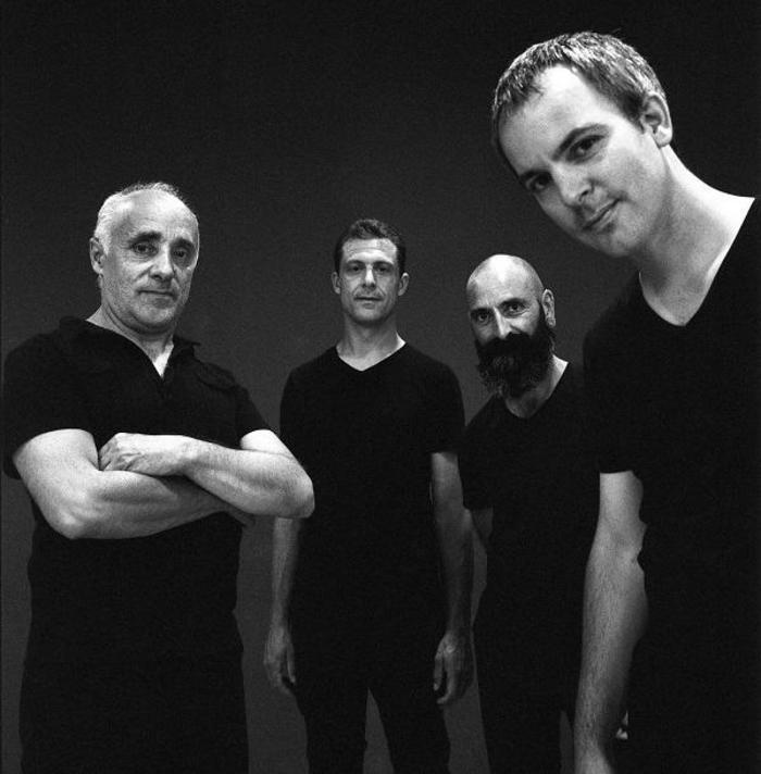 CONCERT quatuor vocal.
