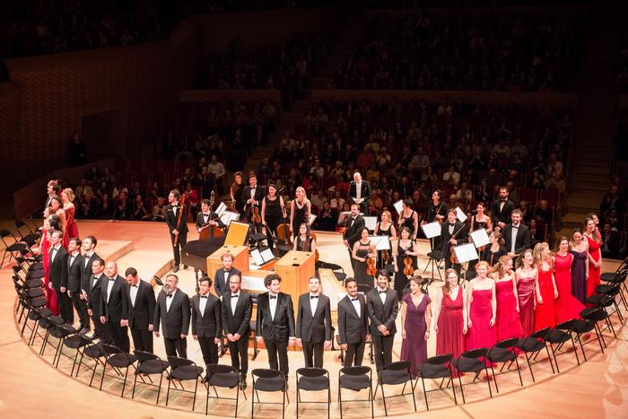 Journées du patrimoine 2020 - Orchestre du Palais Royal, Glory