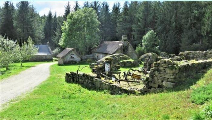 Journées du patrimoine 2020 - Visite guidée du village abandonné de Clédat