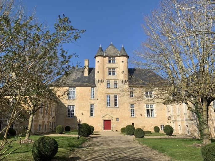 Journées du patrimoine 2020 - Visite guidée des extérieurs d'un château renaissance !